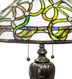 "23""H Mediterranean Table Lamp"