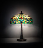 "22""H Duffner & Kimberly Colonial Table Lamp"