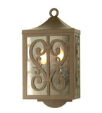 "10""W Flemington Outdoor Wall Sconce"