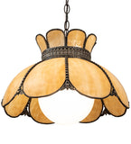 "18""W Anabelle Traditional Pendant"