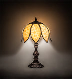 "18""H Tulip Accent Lamp"