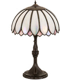 "24""H Daisy Floral Table Lamp"