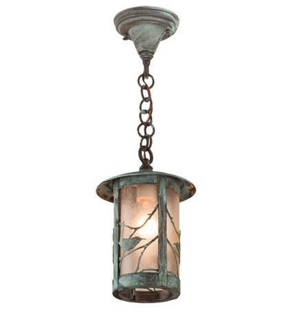 "8""W Fulton Song Bird Outdoor Mini Pendant"
