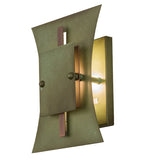 "10""W Mission Tye Contemporary Wall Sconce"