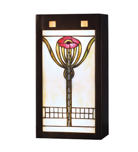 "7.5""W Parker Poppy Wall Sconce"