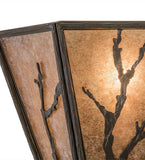 "14""W Branches Wall Sconce"