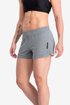 RYU Womens Starter Short in Titanium