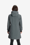 RYU Womens Sideline Parka in Juniper