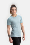 RYU Womens Vapor Crew Neck in Glacier
