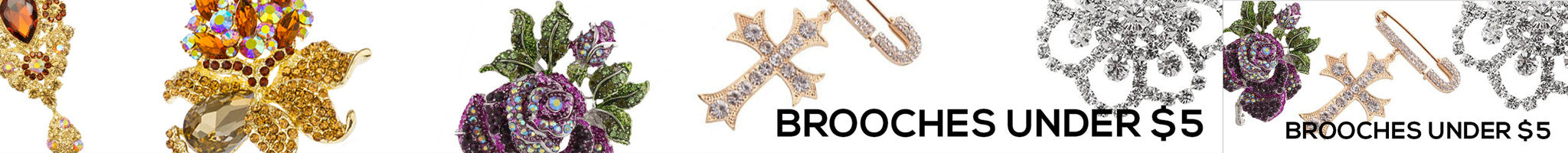 Brooches Under $5