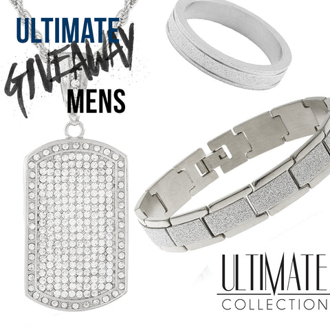 mens jewelry giveaway