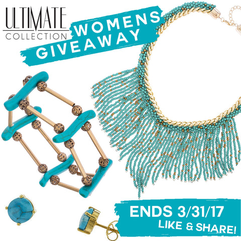 Womens Giveaway