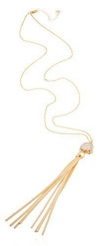 $1-10 - Goldtone Long Rope Necklace...