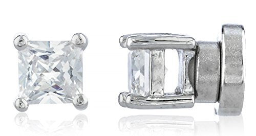 $1-10 - Silvertone With Clear Cz...