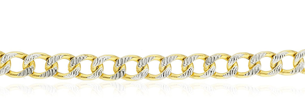 10K Yellow Gold 2.4mm - 8mm...