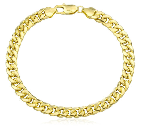 7.4mm Miami Cuban Bracelet