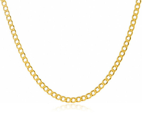 4.3mm Cuban Chain
