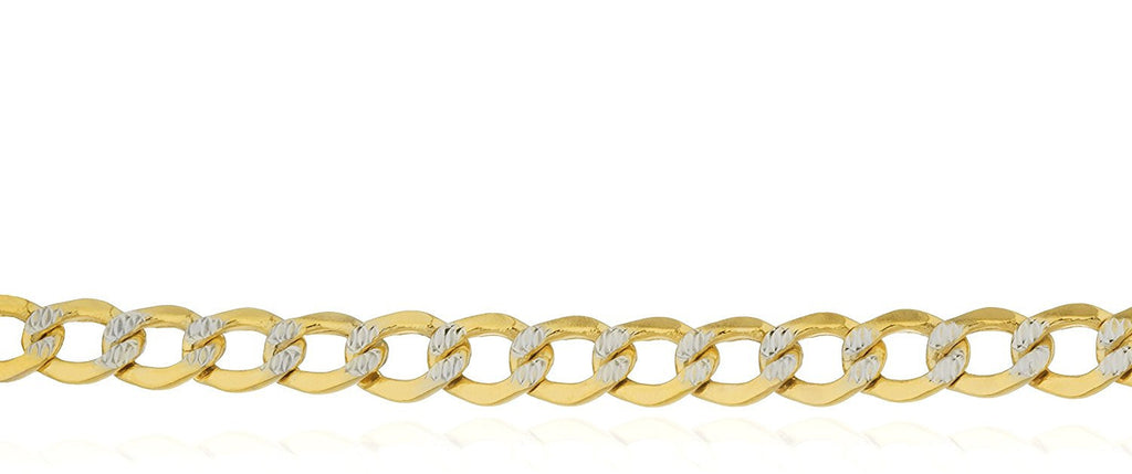 14K Yellow Gold 2mm - 6.8mm...