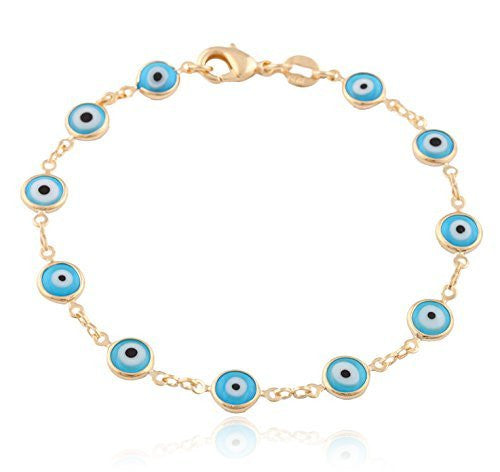 Evil eye jewelry evil eye necklaces bracelets and earrings for Jh jewelry guarantee 2 years