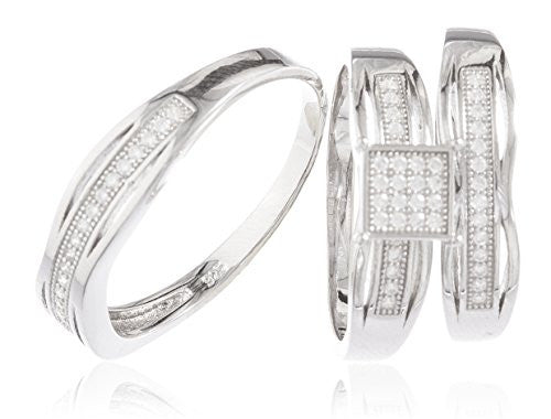 925 Sterling Silver Womens and Mens...