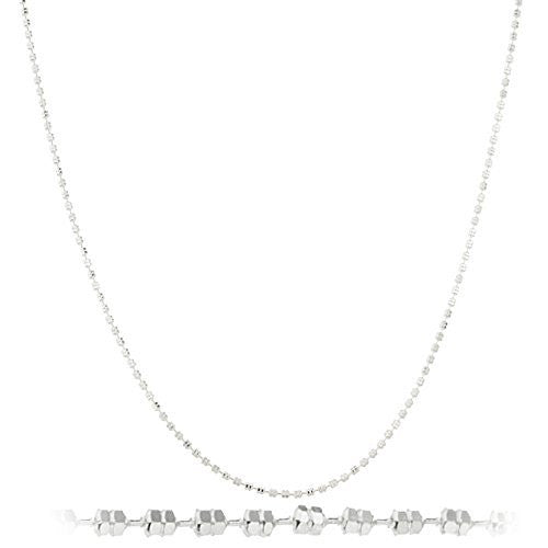 925 Sterling Silver 1.5mm Camilla Chain...