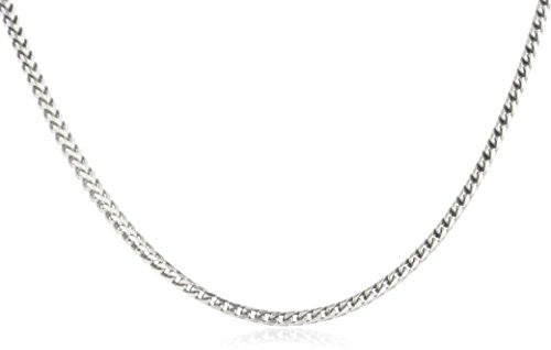 925 Sterling Silver 1.8mm Franco Chain...