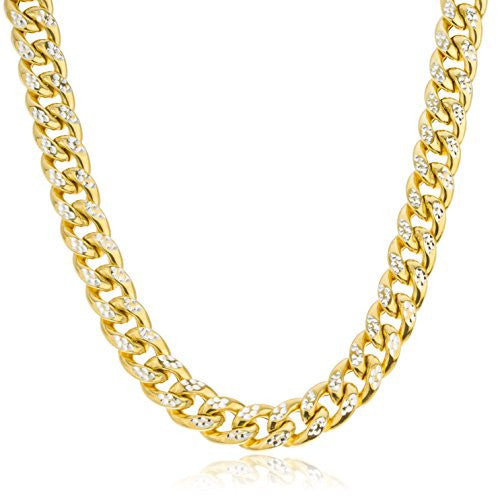 925 Sterling Silver Goldtone Two Tone...