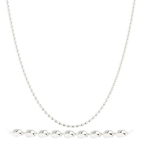 925 Sterling Silver Inch 1.5mm Coreana Chain