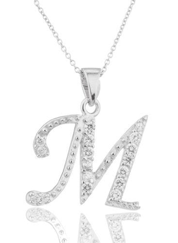 925 Sterling Silver 'Letters Of The...
