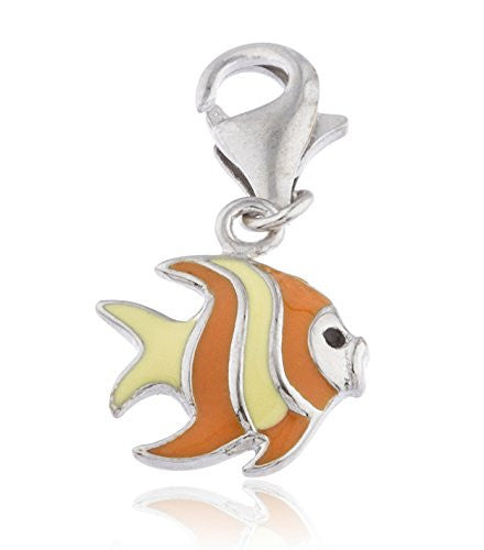 925 Sterling Silver Multi Animal Charms...