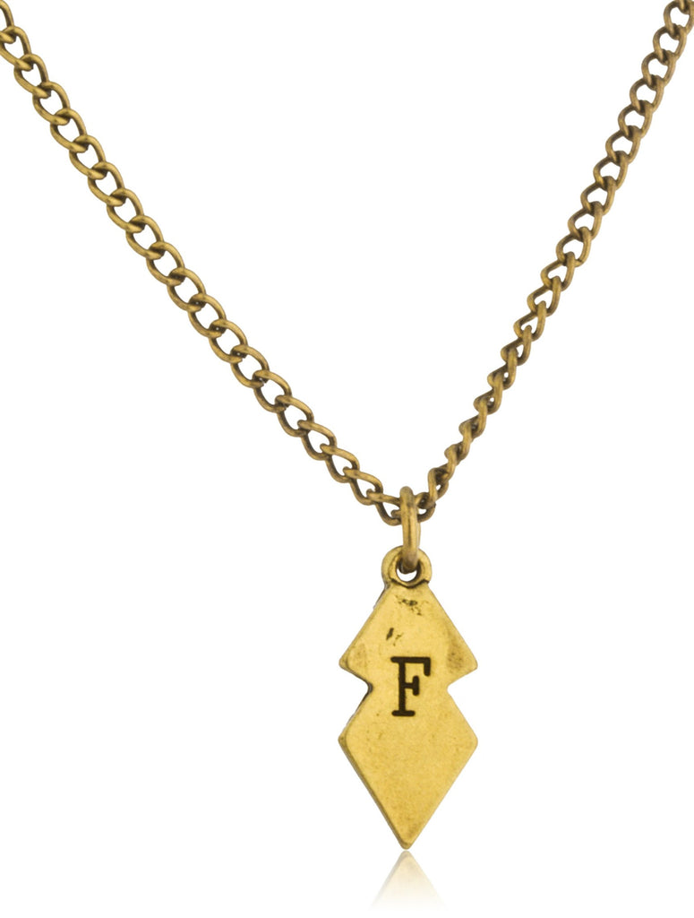 Antique Goldtone Three Best Friend Forever...