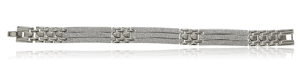 Men's Stainless Steel 8 Inch Bracelet...