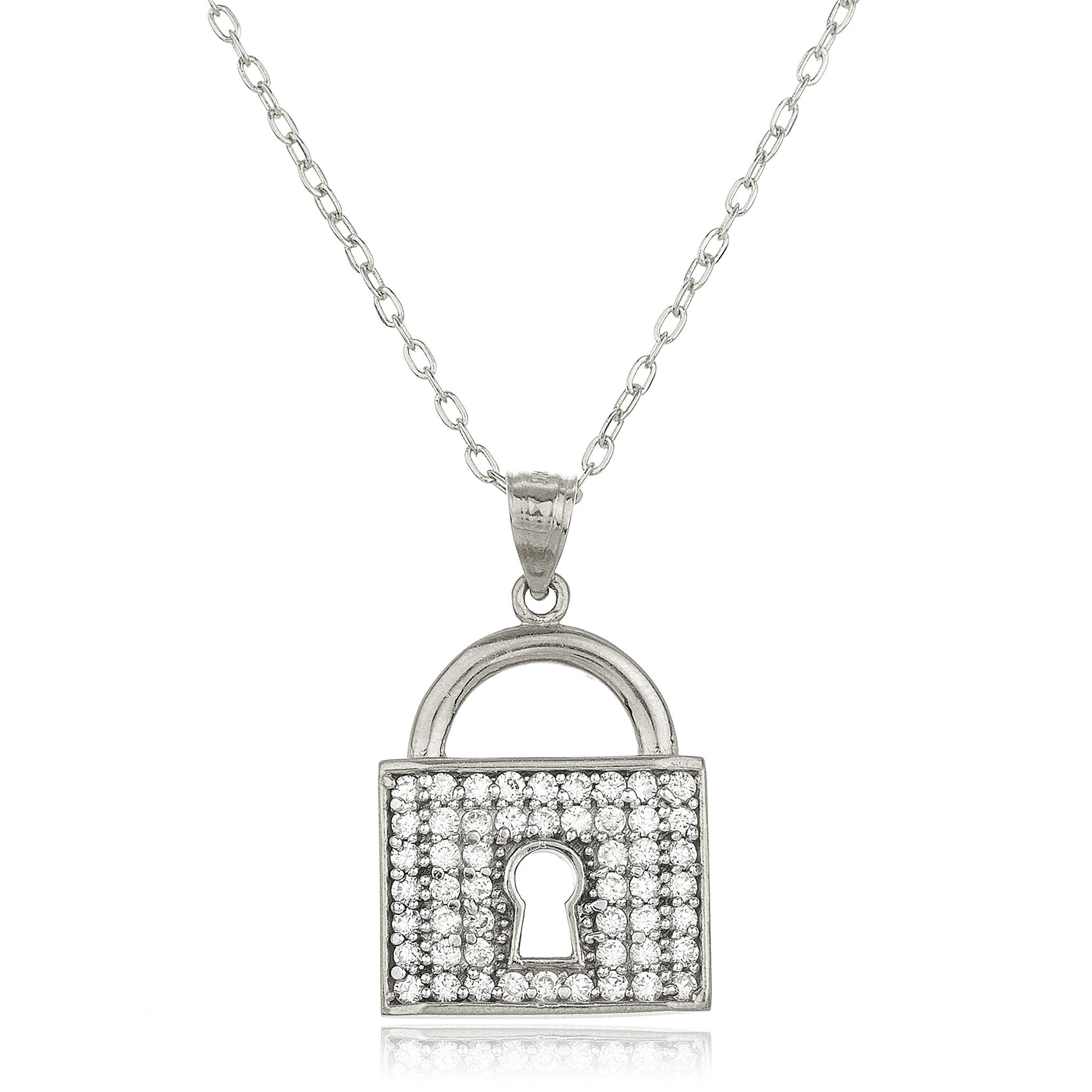 abaza lock sarah jewelry product necklace