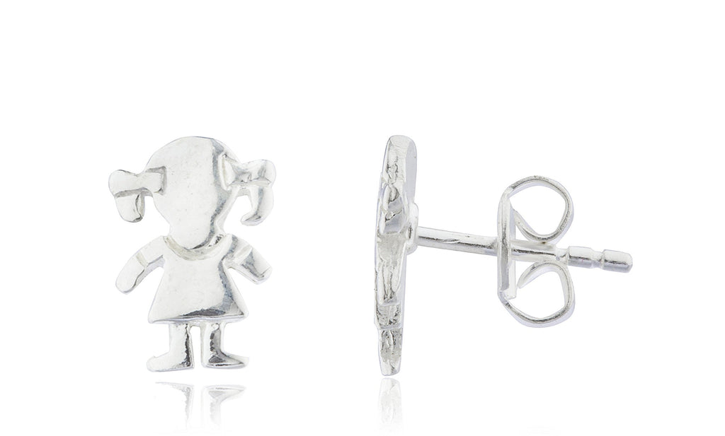 Real 925 Sterling Silver 7mm Girl...