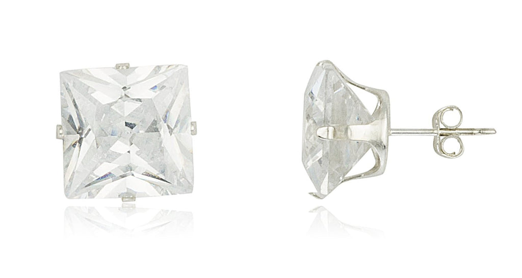 Real 925 Sterling Silver Cubic Zirconium...