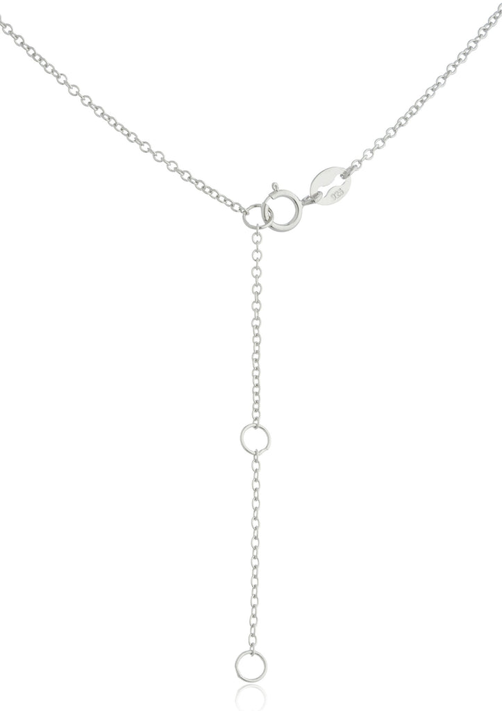 Real 925 Sterling Silver Dainty Elegant...