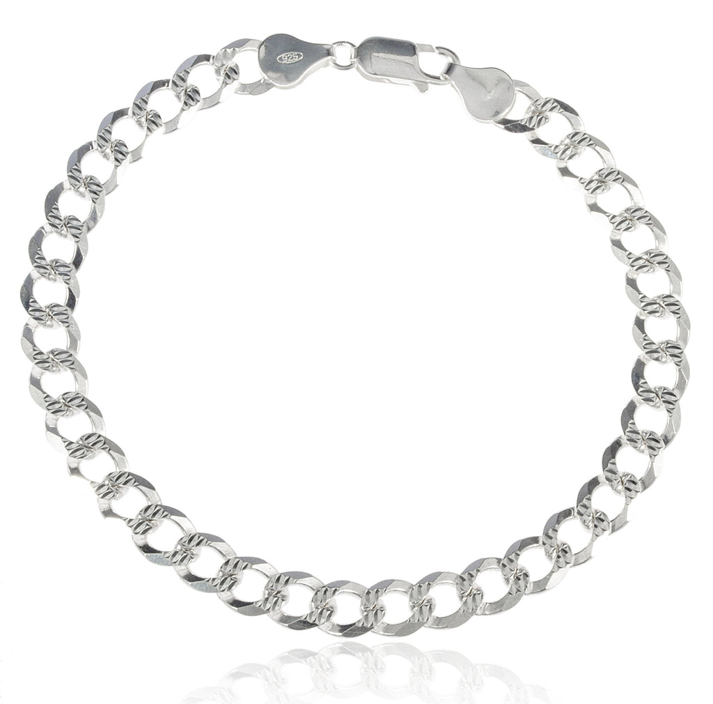 Real 925 Sterling Silver Prolux 7mm...