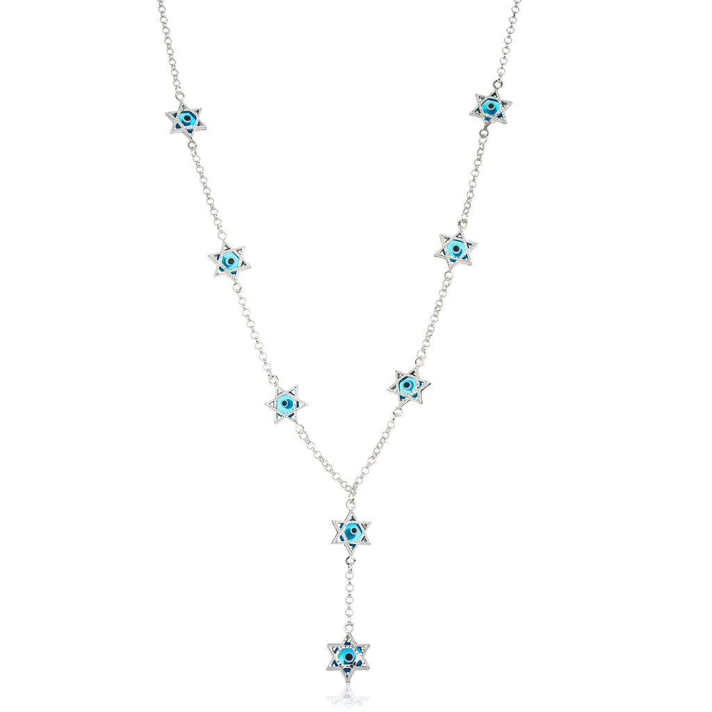 Real 925 Sterling Silver Star Of...