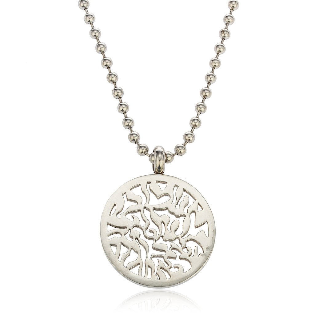 Stainless Steel Engraved Multi Design Pendant...