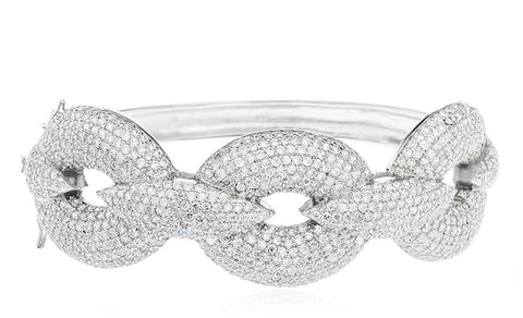 Chain Design Bridal Bangle