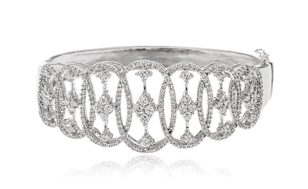 Circle Design Bridal Bangle
