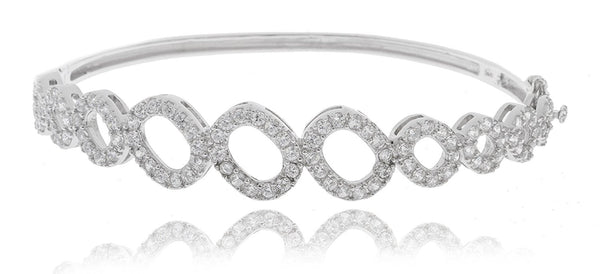 Mini Circle Design Bridal Bangle