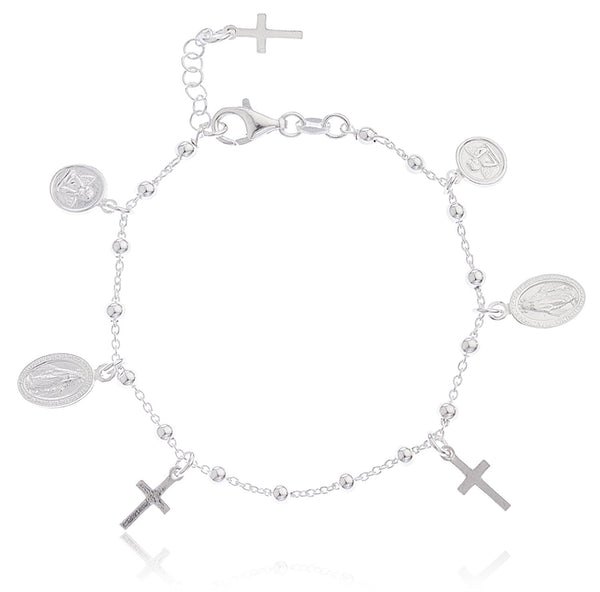 Labe Originali OPN, Angel and Cross Bracelet