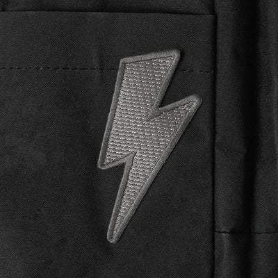 Voltage Silver Bolt Patch