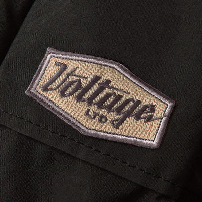 Voltage LTD Sand & Silver Patch