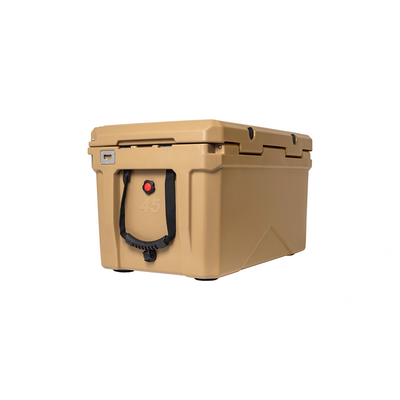 The Rugged Cooler 45QT | DESERT TAN