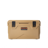 The Rugged Cooler 65QT | DESERT TAN