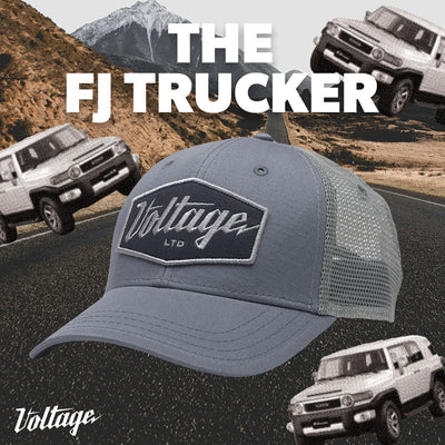 The FJ Trucker