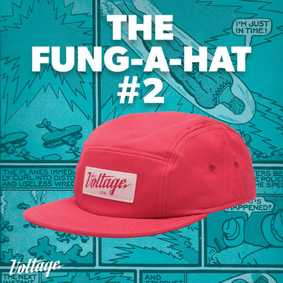 The Fung-A-Hat #2