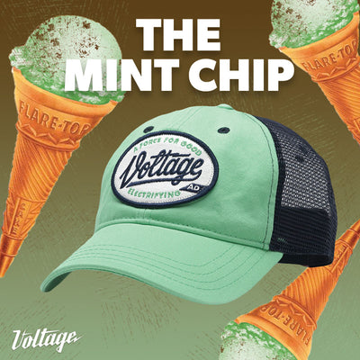 Ice Cream Trucker – The Mint Chip